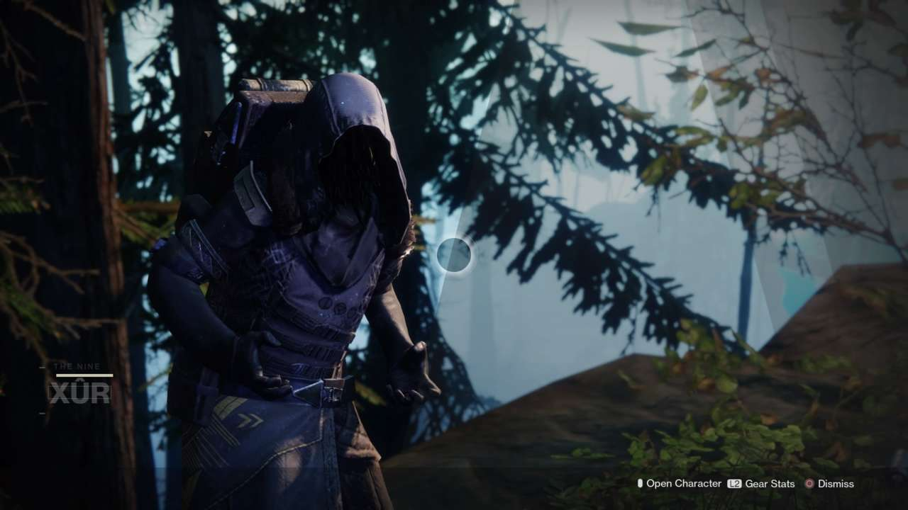 Where Is Xur? Destiny 2 Location And Exotic Items (July 26-30)