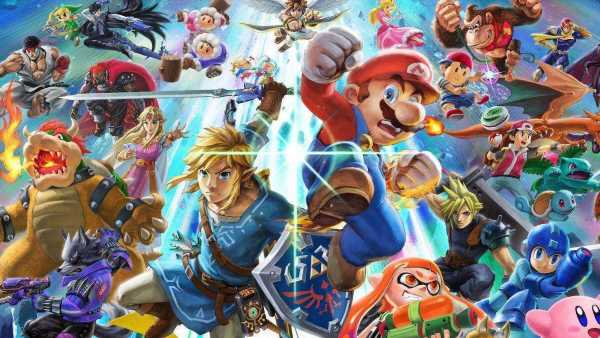 Smash Bros. Ultimate Freebie Available Now For Nintendo Switch Online Members