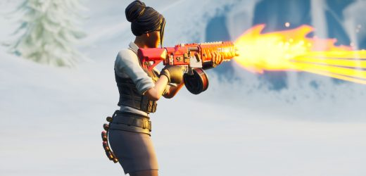 Fortnite's latest patch adds the new Drum Shotgun