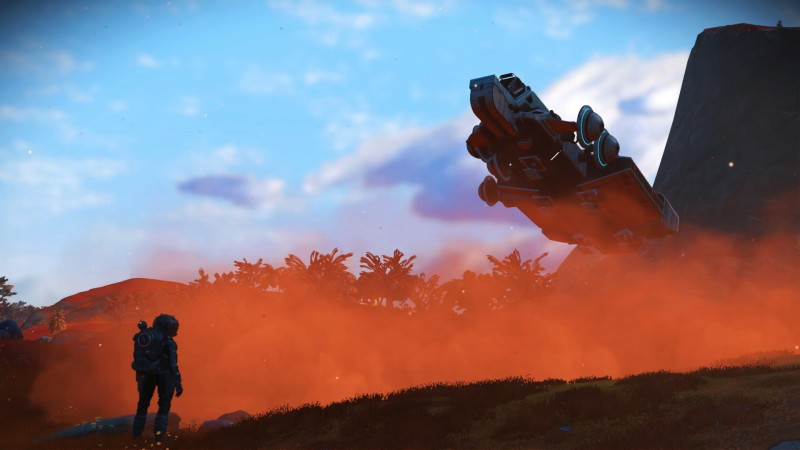 Looking At How Far No Man's Sky Has Come