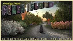 Peace Island Could be the Purr-fect Open-World Adventure for Cat Lovers