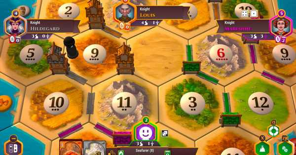 Why Catan on Nintendo Switch doesn't have local multiplayer
