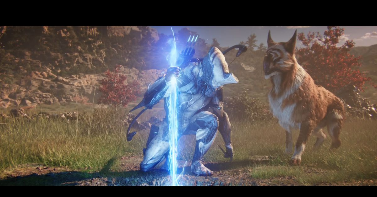 Warframe kicks off new player experience overhaul with Hollywood cinematic
