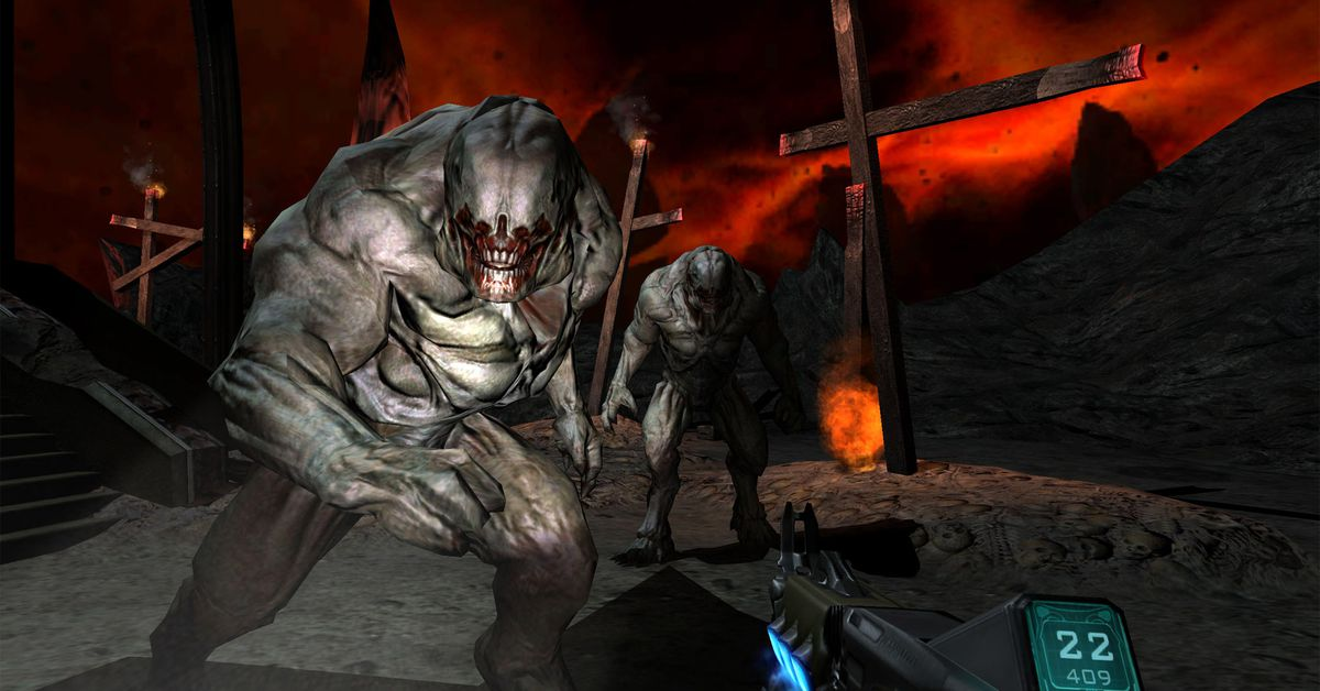Original Doom trilogy comes to Switch, PS4, Xbox One, and mobile