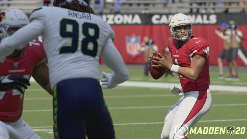 EA Announces Madden NFL 20 Rookie Ratings