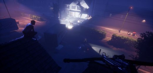 The Blackout Club is messy, buggy, and weird, and I can't stop playing it