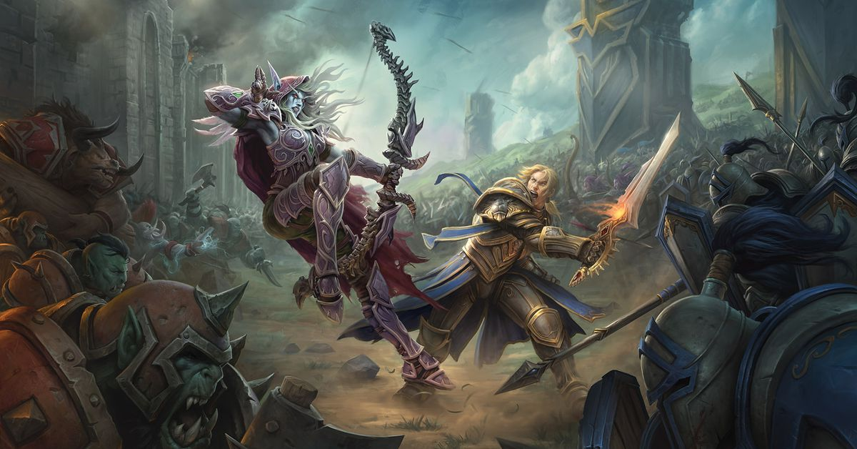 Did Patch 8.2 solve World of Warcraft's expansion woes?