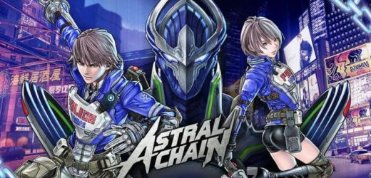 Astral Chain REVIEW: First verdict in and it's great news for Nintendo Switch fans
