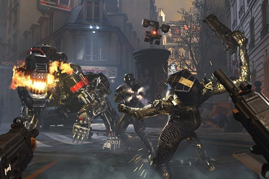 Wolfenstein Youngblood Review: Young blood, but no new life