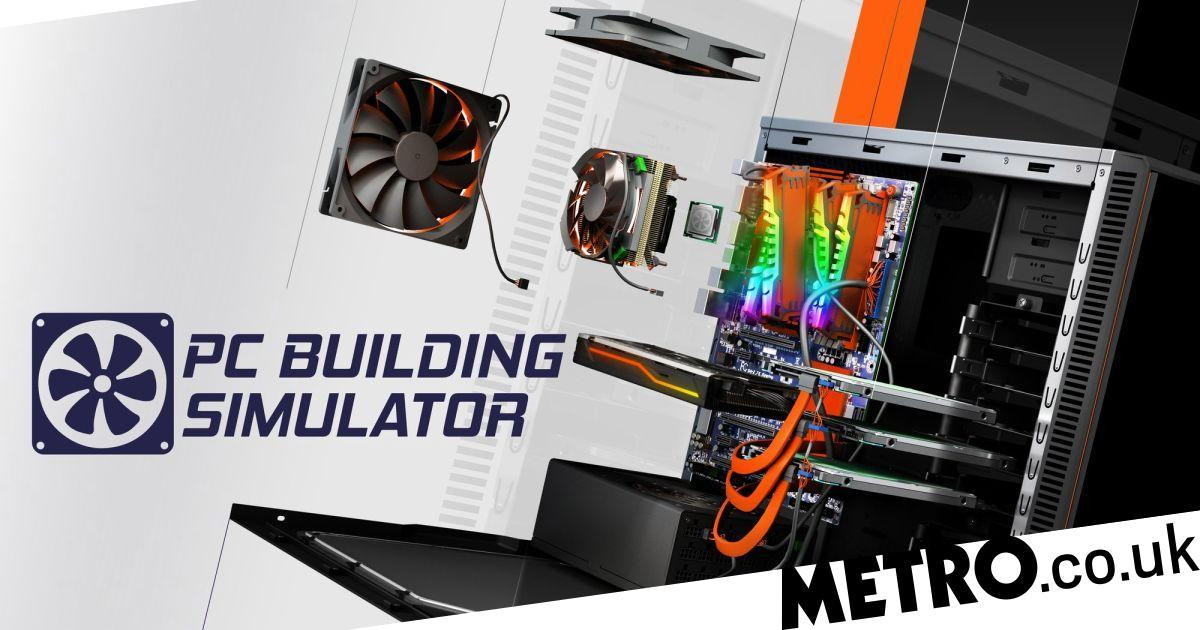 PC Building Simulator is a game about building a PC… on your console