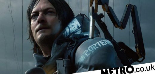 Death Stranding gameplay trailer has peeing mechanic and baby motion controls