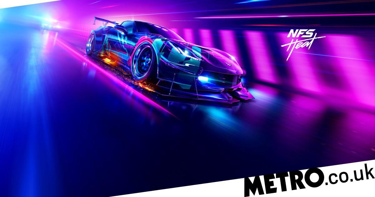 New Need For Speed is called NFS Heat, possibly set in Miami