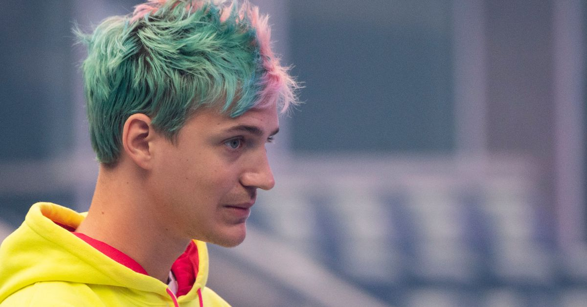 Porn referral from Ninja's old Twitch channel leads to his accusation of bad treatment (Update)