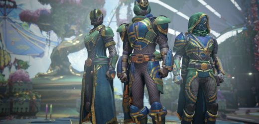 Destiny 2 Cross-Save Is Live: How It Works And All Your Questions Answered