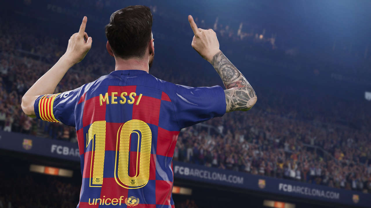 PES 2020 Snaps Up Another Exclusive Team License