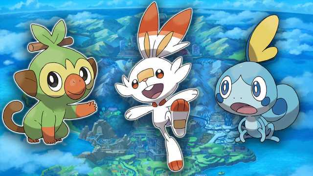 Watch The Pokemon Sword And Shield Galar Research Update