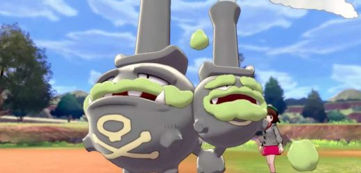 Pokemon Sword & Shield Have Galarian Forms Of Older Pokemon, Including An Incredible Weezing