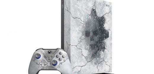 New Gears 5 Xbox One X Limited Edition Announced Alongside Lots Of Other Hardware