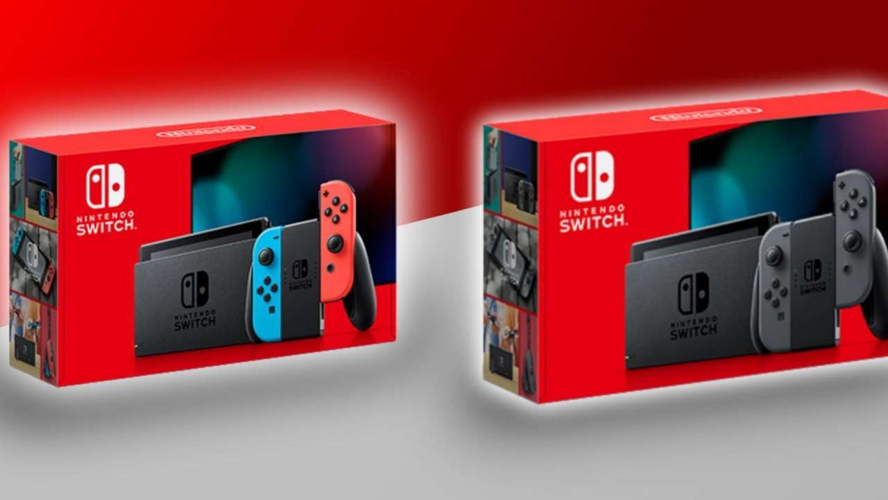 New Switch Model With Longer Battery Life Available For $75 With GameStop Trade-In Offer