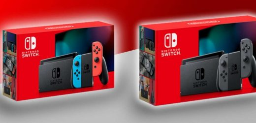 New Switch With Better Battery Life Available For $75 With GameStop Trade-In Offer