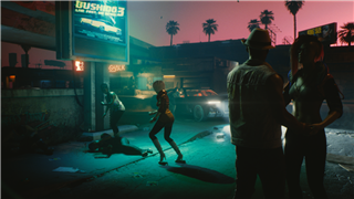 Cyberpunk 2077 Has Real City Planners Shaping Night City