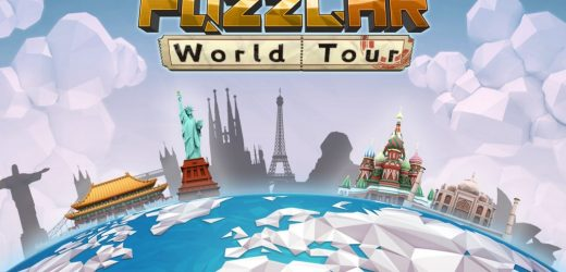 ARCore Experience PuzzlAR: World Tour now Live in China [Update]