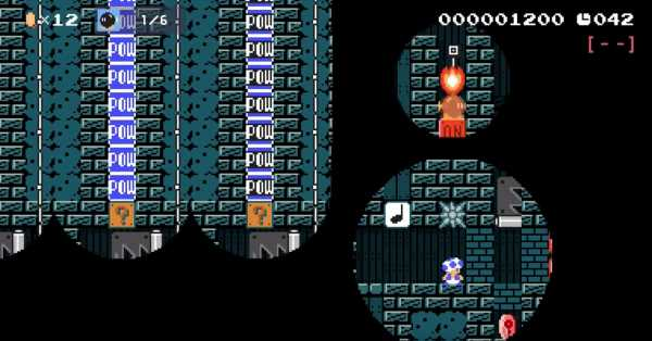 Beating this Super Mario Maker 2 level is harder than winning the lottery (Update)