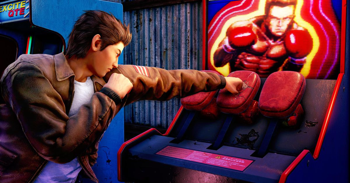 New Shenmue 3 trailer looks at a day in Ryo's life