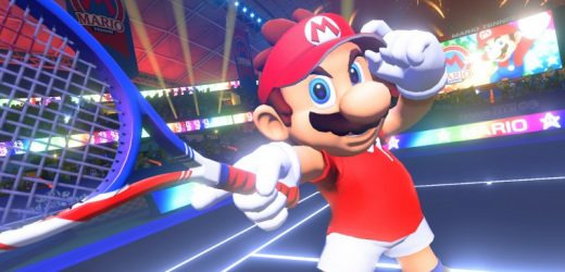 Mario Tennis Aces Free For A Short Time For Switch Online Subscribers