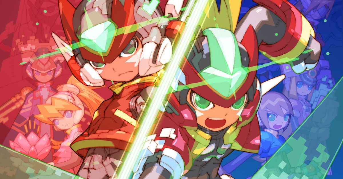 Mega Man Zero collection coming to consoles and PC in 2020