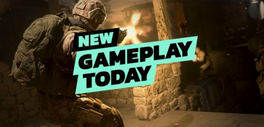 New Gameplay Today – Call Of Duty: Modern Warfare's Multiplayer