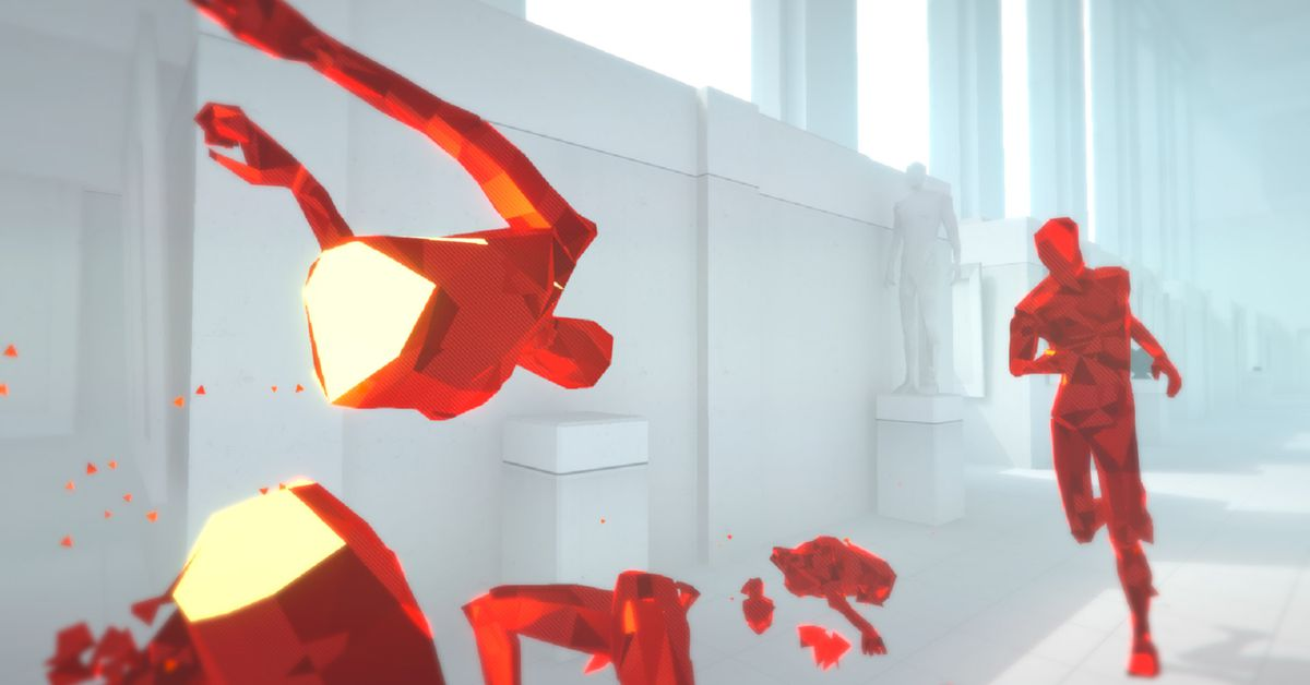 Looks like Superhot is coming to Switch
