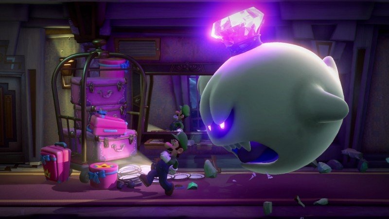 Luigi's Mansion 3 Preview – Tromping Through The Weeds