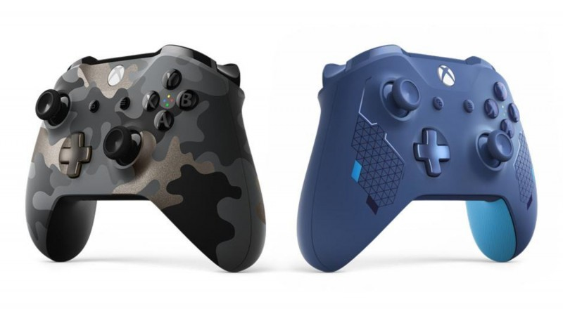 Xbox One Controllers With Fresh Looks Coming This Fall