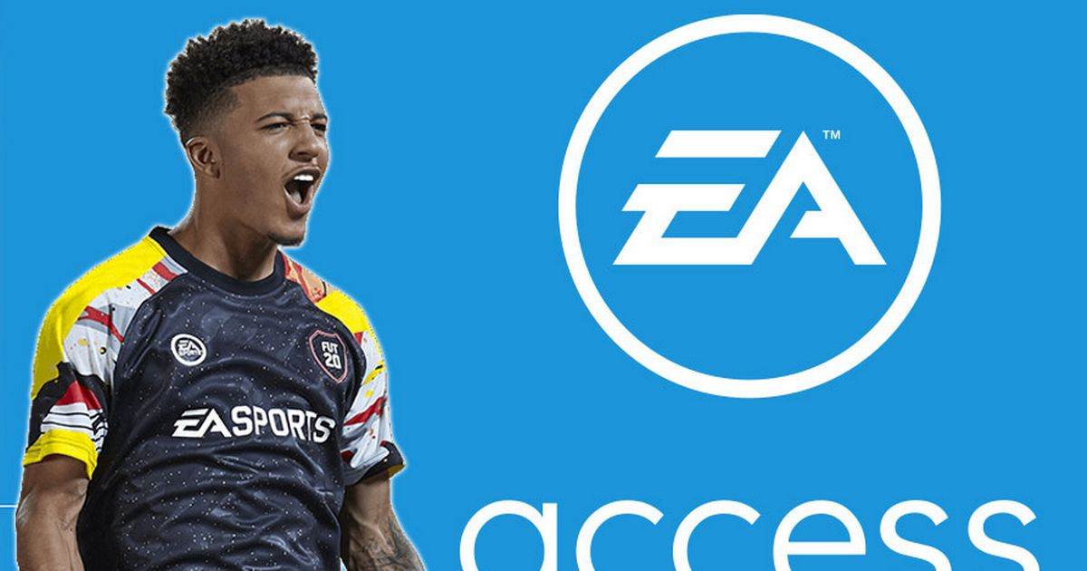 How to get FIFA 20 EA Access?