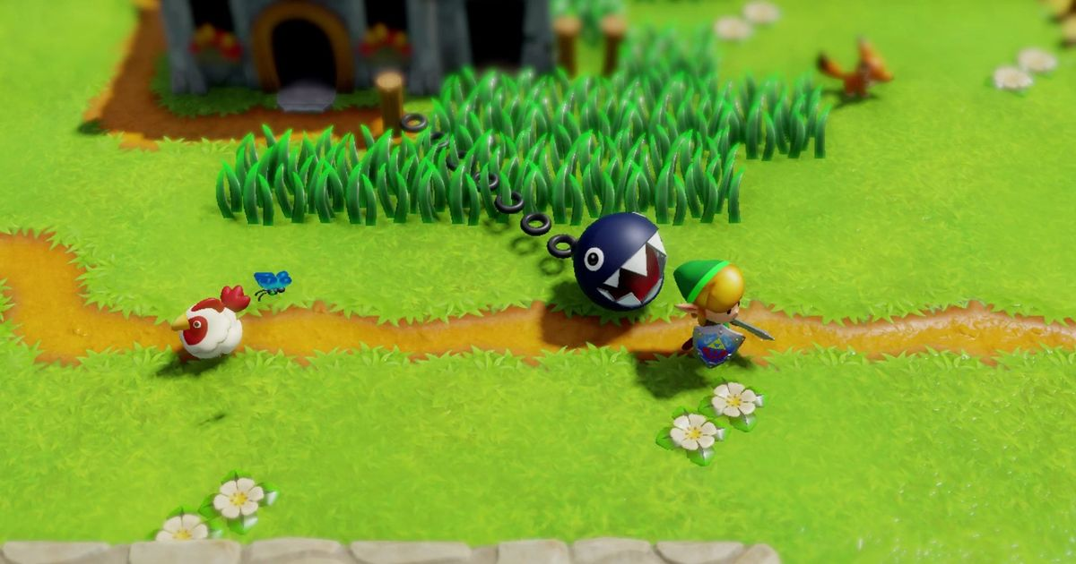 Zelda Link's Awakening Review: More good news for Nintendo Switch