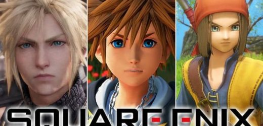 Square Enix news: Final Fantasy 7 Remake, Kingdom Hearts 3, Dragon Quest XI