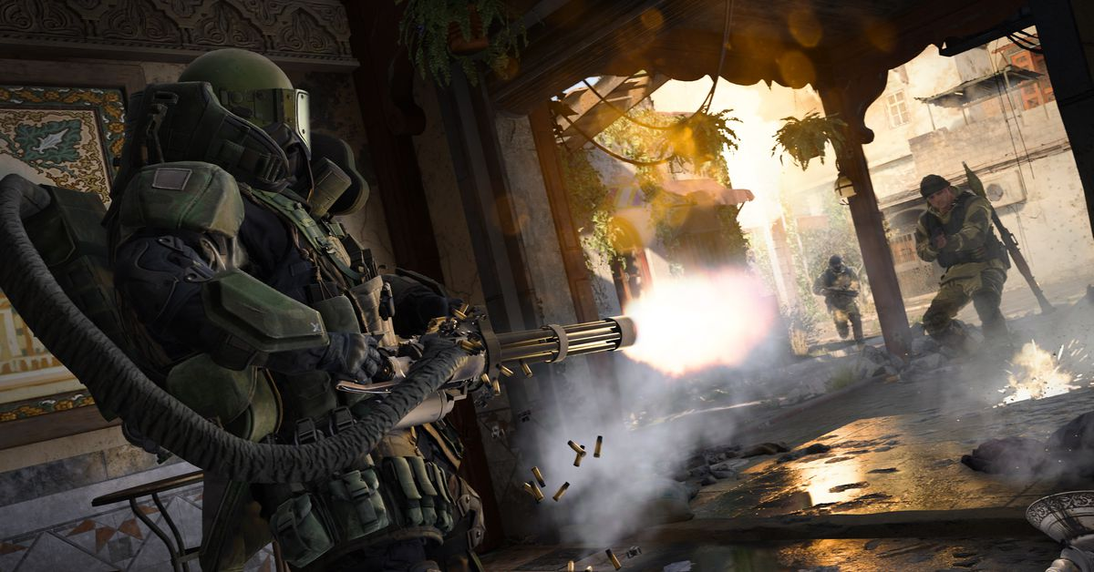 Here's how to play the Call of Duty: Modern Warfare beta