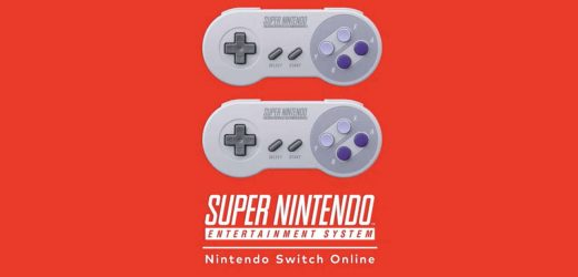 Nintendo Switch's SNES Games Are Now Live