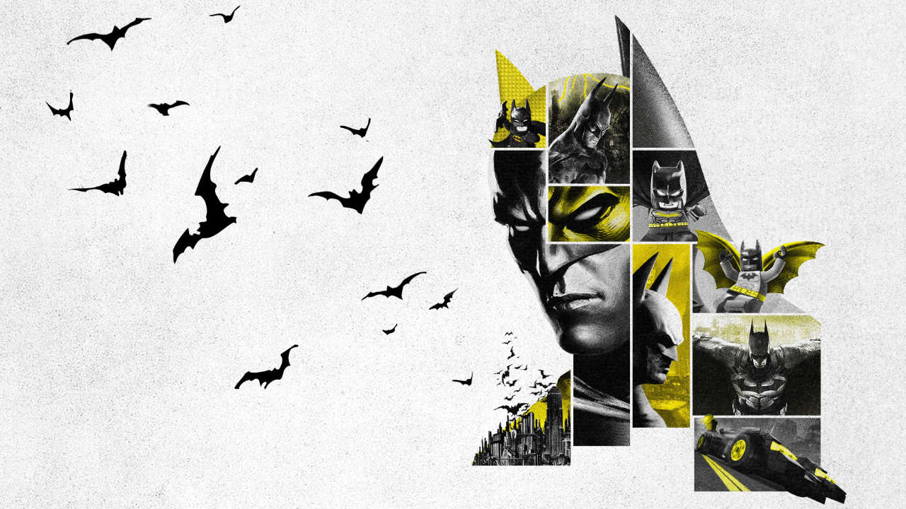 Get 6 Free Batman Games, Including Arkham Collection, From The Epic Store