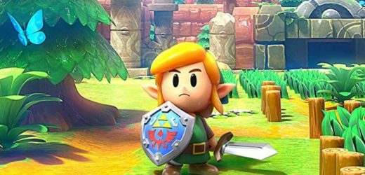 Top 10 UK Games Chart – Zelda: Link's Awakening Dethrones Borderlands 3