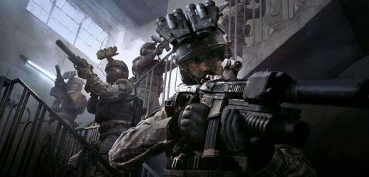 This CoD: Modern Warfare Mode Will Be Exclusive To PS4 For A Very Long Time