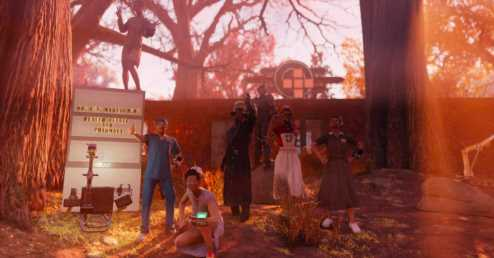 Fallout 76's doctor is the hero that video games deserve