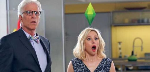 The Good Place is basically a giant, cross-generational Sims game