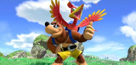 Banjo And Kazooie Arrive In Super Smash Bros. Ultimate Today! Terry Bogard Is Next