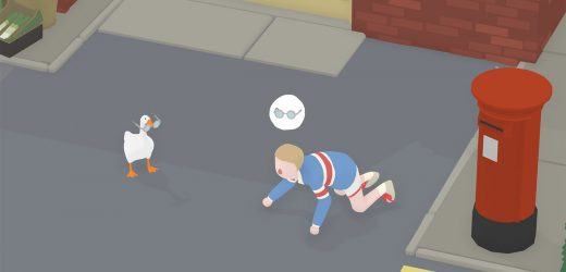 Untitled Goose Game reveals the true power fantasy all gamers want