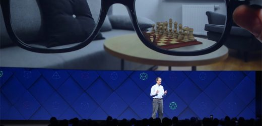 """Report: Facebook Strikes Deal with Ray-Ban Parent Company to Design """"AR glasses"""" – Road to VR"""