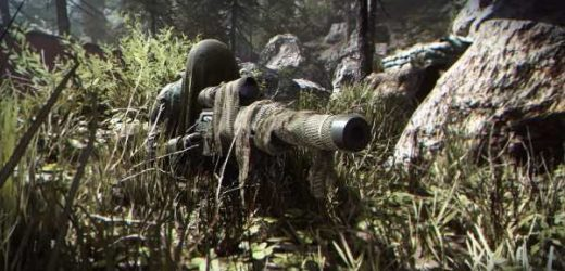 Modern Warfare's fast melee perk looks broken, but also amazing