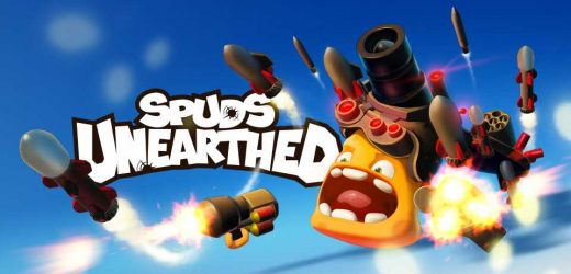Real-time Strategy & MOBA Inspired 'Spuds Unearthed' Available Now