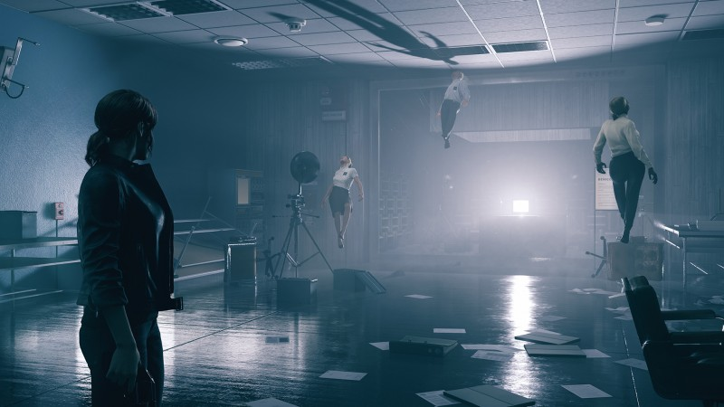Control May Cross Over With Alan Wake In Upcoming DLC